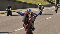 Highway Hellraisers: Meet the Streetfighterz,  the motorcycle daredevils behind  the much maligned Ride of the Century