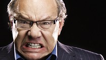 The Root of All Anger: Comedian Lewis Black speaks softly about yelling