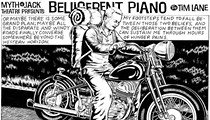 Belligerent Piano: Episode One-Hundred-Forty-One