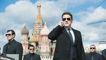Paperback Grandeur: Kenneth Branagh makes the dumb spy thriller soar