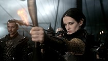 The Bronzed Age: <I>300</i> sequel offers more bloody hunks &mdash; and Eva Green