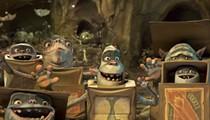 Triumph of the Troll: Grub-eating Boxtrolls thrive in moral grayness