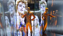 Bowie's Home Movie