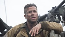 Rolling Through Hell: WWII drama <i>Fury</i> grinds your face in it