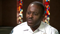 Ferguson Police Chief Delrish Moss Is Resigning