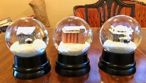 Snow Day, New St. Louis Startup, Will Capture Your House in a Snow Globe