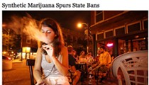 New York Times and Google: Your New Synthetic Marijuana Dealers?