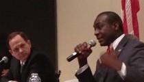 Photos: Francis Slay Versus Lewis Reed, Jimmie Matthews In Lively Mayoral Debate