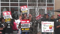 St. Louis Fast Food Workers Join Global Strike to Demand Living Wage