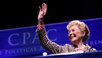 Phyllis Schlafly: Obama Let Ebola into America So We'll Be More Like Africa