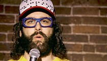 """Comedian Judah Friedlander Takes on Imo's Again: """"Legally, It's Not Even Like Pizza"""""""