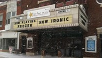 Frozen: Illinois Movie Theater Marquee Gets Snarky, Goes Viral; Six Flags Joins the Fun