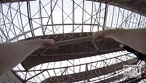 Daily RFT Tests Out Circus Harmony's New Flying Trapeze Rig (Video)