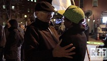 [VIDEO] Blacks and Whites in Clayton Unite in Anger, Sadness After Grand Jury Decision