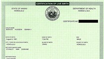 Wanna Be on the Presidential Ballot in Missouri? We Need to See Your Birth Certificate, Please