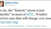 UPDATE: Mayor, Rest of City Get Ready for Impending Snowpocalypse