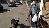 Bob Molitor: Human Street Sweeper Cleans Up St. Louis One Gum Wrapper at a Time