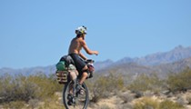 St. Louis Artist Takes World-Record Unicycle Ride Across Central America, U.S., Canada