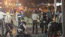"""ACLU: Police Used """"Five Second Rule"""" to Arrest Ferguson Protesters at Random"""