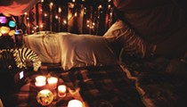 Grown Ups-Only Blanket Fort Contest Is Like Reliving Childhood, But With Beer