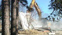Bookworms Mourn as Rock Hill Book House is Demolished: Photos