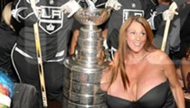 The Stanley Cup: Sports' Greatest Trophy, or Shiny Disease Vector in Disguise?