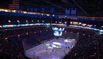 Scottrade Center: St. Louis Is Better for Watching Hockey than Chicago, New York, LA