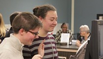 Photos: First Same-Sex Couples Wed in St. Louis City Hall Following Judge's Ruling