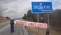 "Racists Call ""White Man March"" a Success in Missouri Because No One Noticed"