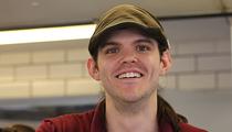 """Burglar Steals Savings, Tips from """"Dr."""" Dan Drake, Courtesy Diner's Pancake Artist"""