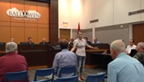 """Ballwin Rejects """"In God We Trust"""" Sign After Atheist Mother's Passionate Plea [VIDEO]"""