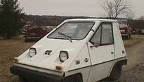 Found on Craigslist: 1975 Electric Car Looks Part-Golf Cart, Part-Cheese Wedge