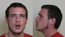 Dustin Kraushaar Tallies Another Arrest Through Tallywhacking