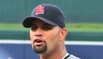 Tuesday Tussle: Part 2, There's No Crying (or Gum Violence) in Baseball, Mr. Pujols
