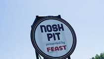 What the Bands Ate at LouFest [UPDATED]