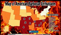 """Missouri Is the No. 5 Most """"BBQ-Crazed"""" State"""