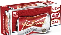 Released Today: New Budweiser Can Shaped Like a Bow Tie