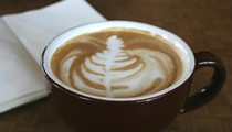 Guess Where I'm Drinking this Honey Cardamom Latte and Win a Taqueria la Pasadita Gift Certificate [Updated With Winner]!