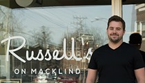 Chef Chat: Russell's on Macklind's Russell Ping Plays Well with Sweet and Savory