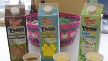 Prairie Farms' Peeps-Flavored Milk Is Real