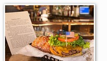 Blueberry Hill Honors the Gettysburg Address With a Gettysburger (What Else?)
