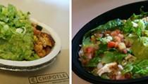 Fight Club Burrito Bowl: Chipotle Mexican Grill's Burrito Bowl vs. Taco Bell's Cantina Bowl