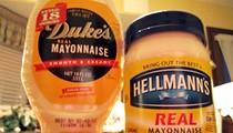 Battle Tomato-and-Mayo Sandwich: Hellmann's vs. Duke's