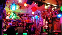 Happy Hour at Venice Café: Drink Up and Pay Homage to the Tiki God