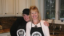 Interview & Recipe: Maggie McHugh Talks About <em>Recipe Records,</em> Her Rock & Roll Cookbook