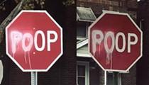 St. Louis Is Covered in Poop