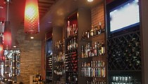 Appetizer and Wine Pairings at Copia Urban Winery's Happy Hour