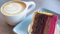 Comet Coffee's Mousse Cakes: Gluten-Free Tortes With Distinctive Fruit Fillings