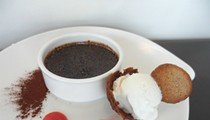 Guess Where I'm Eating This Chocolate Creme Brulee and Win $10 to Gokul Indian Restaurant [Updated]!