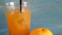 Fresh-Squeezed Orange Juice, The Vine Mediterranean Café and Market